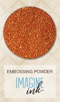 Blue Fern Studios - Imagine Ink Embossing Powder - Rusted Roof (1oz)