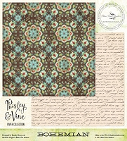 Blue Fern Studios - Paisley & Vine Collection - 12