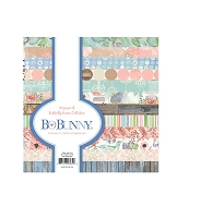 Bo Bunny - Butterfly Kisses Collection - 6x6 Paper Pad