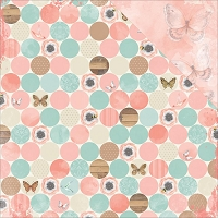Bo Bunny - Butterfly Kisses Collection - Bliss 12