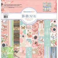 Bo Bunny - Butterfly Kisses Collection - Collection Pack