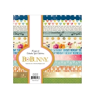 Bo Bunny - Calendar Girl Collection - 6x6 Paper Pad