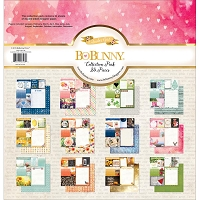 Bo Bunny - Calendar Girl Collection - Collection Pack