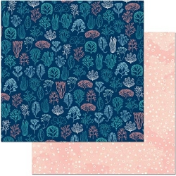 Bo Bunny - Down By The Sea Collection - Coral 12