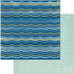 Bo Bunny - Down By The Sea Collection - Ripples 12