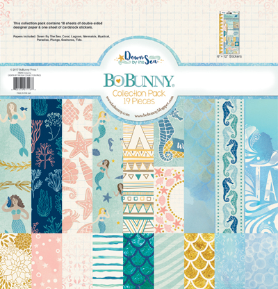 Bo Bunny - Down By The Sea Collection
