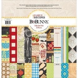 Bo Bunny - Family Recipes Collection - Collection Pack