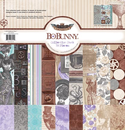 Bo Bunny - Penny Emporium Collection