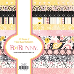 Bo Bunny - Petal Lane Collection - 6x6 Paper Pad