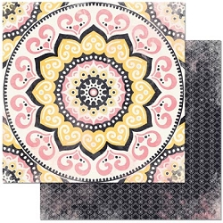 Bo Bunny - Petal Lane Collection - Mandalas 12