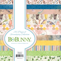 Bo Bunny - Serendipity Collection - 6x6 Paper Pad
