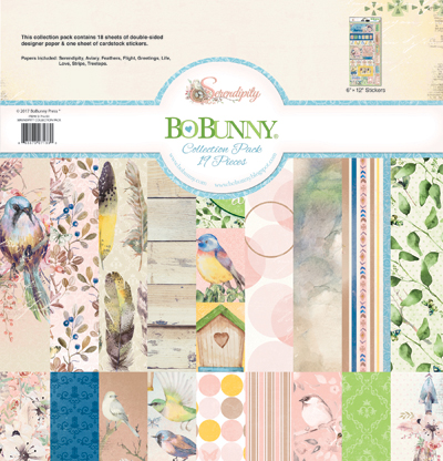 Bo Bunny - Serendipity Collection