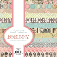 Bo Bunny - Soiree Collection - 6x6 Paper Pad
