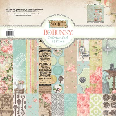 Bo Bunny - Soiree Collection