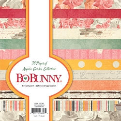 Bo Bunny - Aryia's Garden Collection - 6x6 Paper Pad