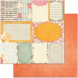 Bo Bunny - Aryia's Garden Collection - Notes 12