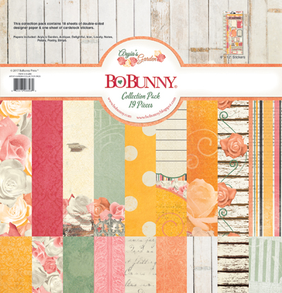 Bo Bunny - Aryia's Garden Collection