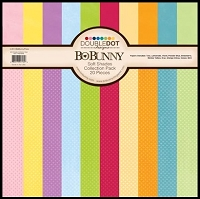 Bo Bunny - Double Dot Collection Pack - Soft Shades