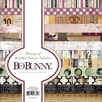 Bo Bunny - Beautiful Dreamer Collection - 6x6 Paper Pad