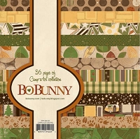 Bo Bunny - Camp-A-Lot Collection - 6X6 Paper Pad