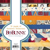 Bo Bunny - Carnival Collection - 6x6 Paper Pads