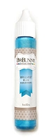 Bo Bunny - Double Dot Pearlescents - Brilliant Blue Pearlescent