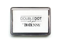 Bo Bunny - Double Dot Pigment Ink Pad - Sugar Ink Pad