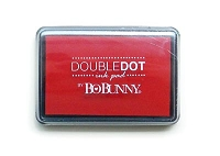 Bo Bunny - Double Dot Pigment Ink Pad - Wild Berry Ink Pad