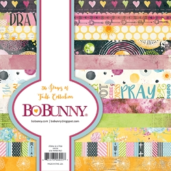 Bo Bunny - Faith Collection - 6x6 Paper Pad