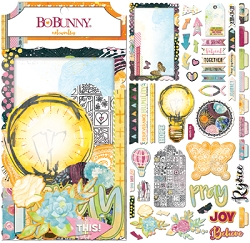 Bo Bunny - Faith Collection - Noteworthy Die-Cuts