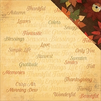 Bo Bunny - Farmers Market Collection - Gratitude 12
