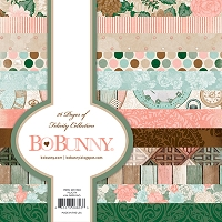 Bo Bunny - Felicity Collection - 6x6 Paper Pad