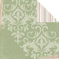Bo Bunny - Garden Journal Collection - Airy Paper