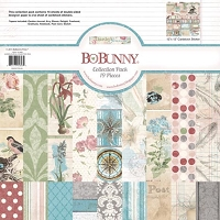 Bo Bunny - Garden Journal Collection