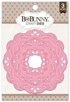 Bo Bunny - Cutting Dies - Ornate Doilies Dies
