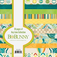 Bo-Bunny - Key Lime Collection - 6
