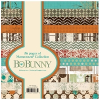 Bo Bunny - Mama-razzi 2 Collection - 6x6 Paper Pad