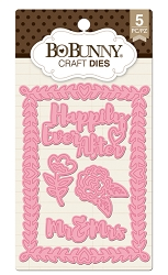 Bo Bunny - Cutting Dies - Ever After Card Dies