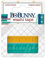 Bo Bunny - Pop Quiz Collection - Washi Tape