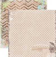 Bo Bunny - Prairie Chic Collection - 12x12 Paper - Calico