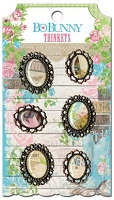 Bo Bunny - Prairie Chic Collection - Trinkets