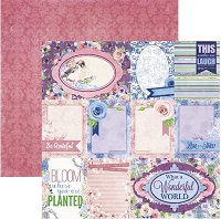 Bo Bunny - Secret Garden Collection - Lovely 12