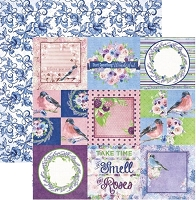 Bo Bunny - Secret Garden Collection - Trellis 12