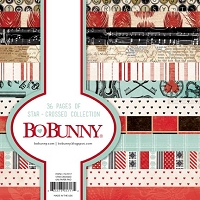 Bo Bunny - Star-Crossed Collection - 6x6 Page Pad