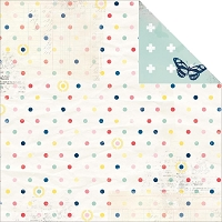 Bo Bunny - Sweet Life Collection - Dot Paper