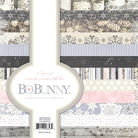 Bo Bunny - Winter Wishes Collection - 6x6 Paper Pad