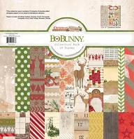 Bo Bunny - Christmas Collage Collection