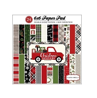 Carta Bella - Christmas Delivery Collection - 6x6 Paper Pad