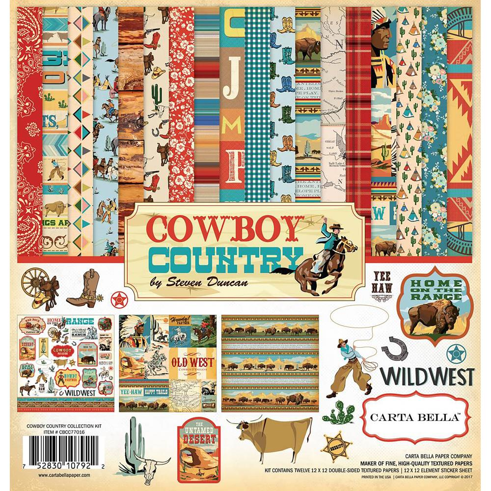 Cowboy Country Collection