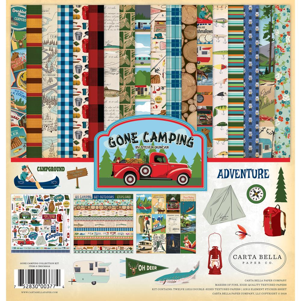 Gone Camping Collection